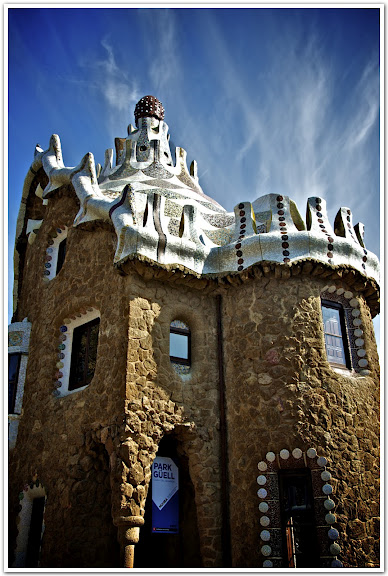 Visit to Park Guell