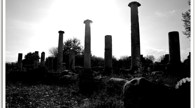 The Ruins of Aphrodisias